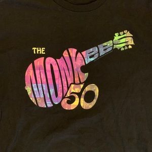 Tops - The Monkees Tour Shirt 50th Anniversary